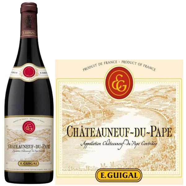 Rượu Vang Guigal Chateauneuf Du Pape