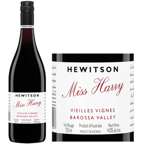 Rượu Vang Hewitson Miss Harry Barossa Valley