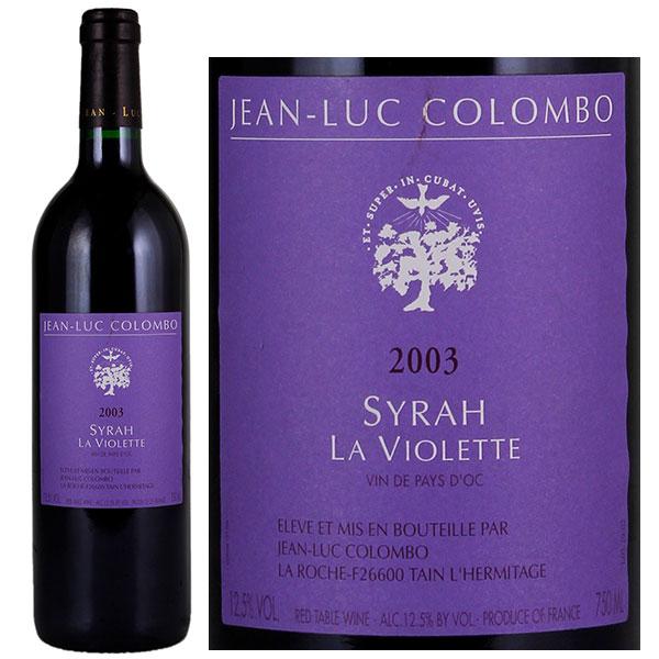 Rượu Vang Jean Luc Colombo La Violette Syrah