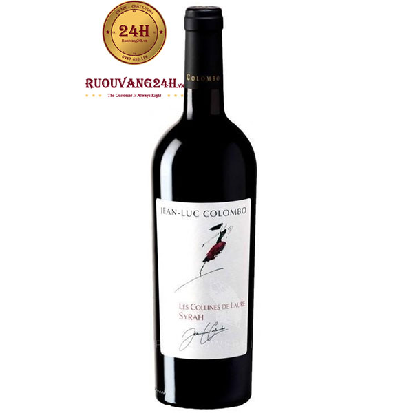Rượu Vang Jean Luc Colombo Les Collines De Laure Syrah