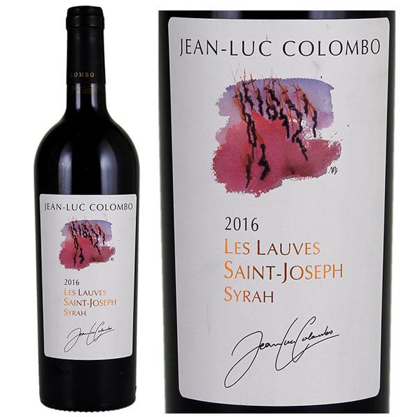 Rượu Vang Jean Luc Colombo Les Lauves Saint Joseph