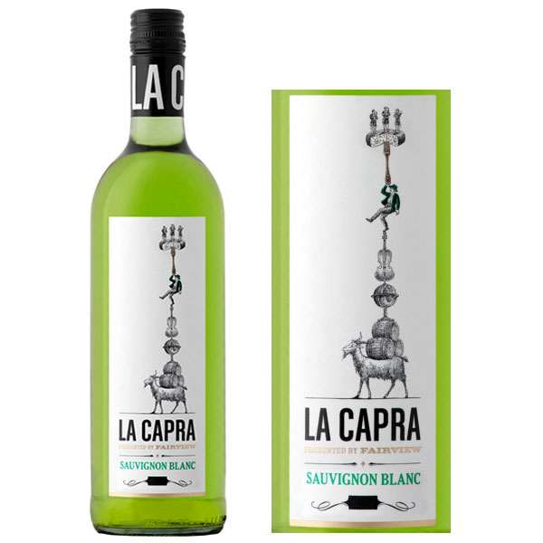 Rượu Vang La Capra Sauvignon Blanc