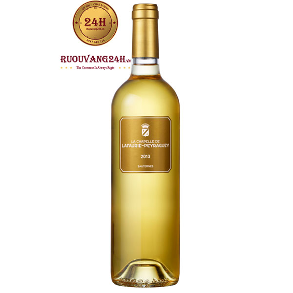 Rượu Vang La Chapelle De Lafaurie Peyraguey