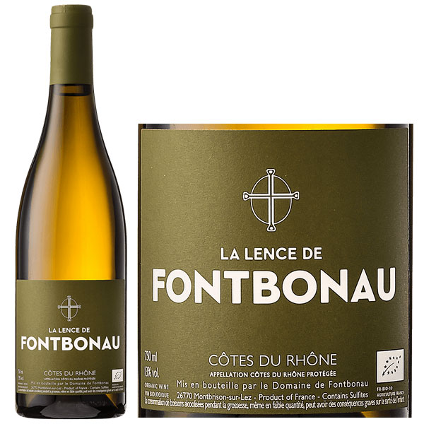 Rượu Vang La Lence De Fontbonau