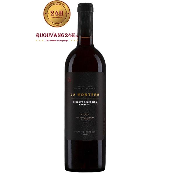 Rượu Vang La Montesa Reserva Especial Rioja