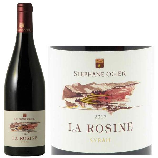 Rượu Vang La Rosine Stephane Ogier Syrah