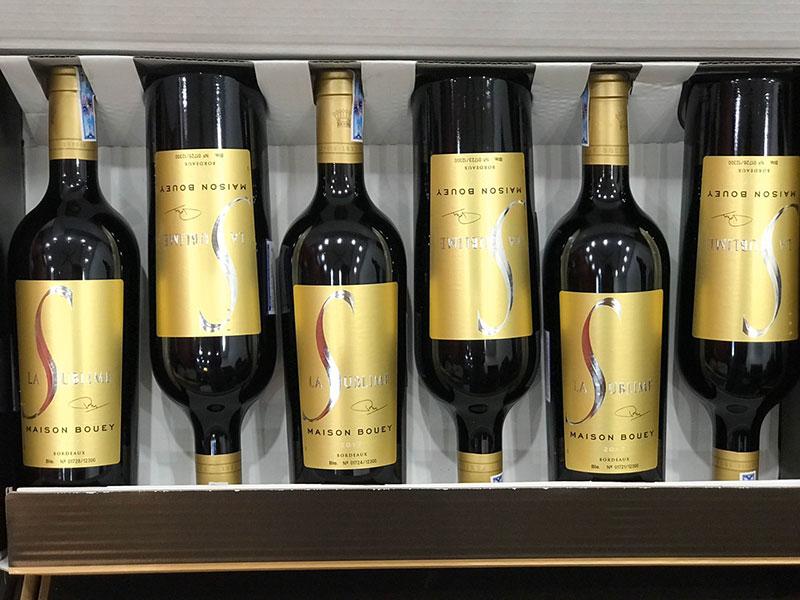Rượu Vang La Sublime Maison Bouey