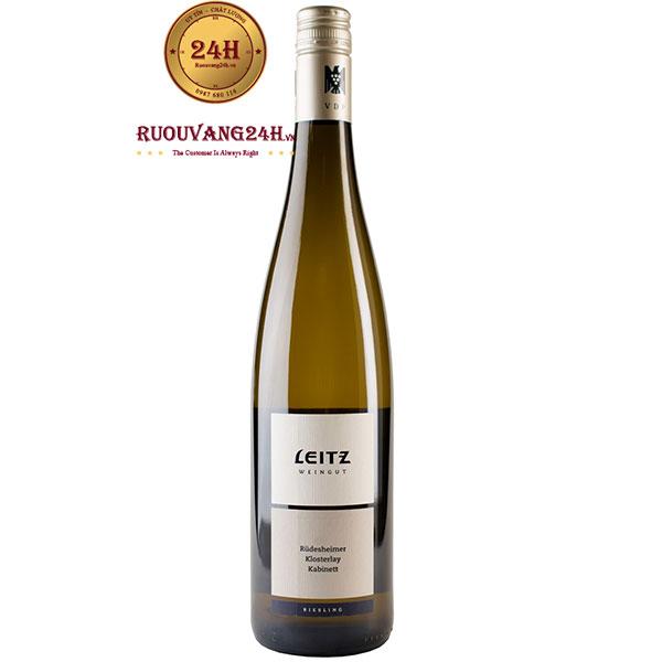 Rượu Vang Leitz Rüdesheimer Klosterlay Riesling