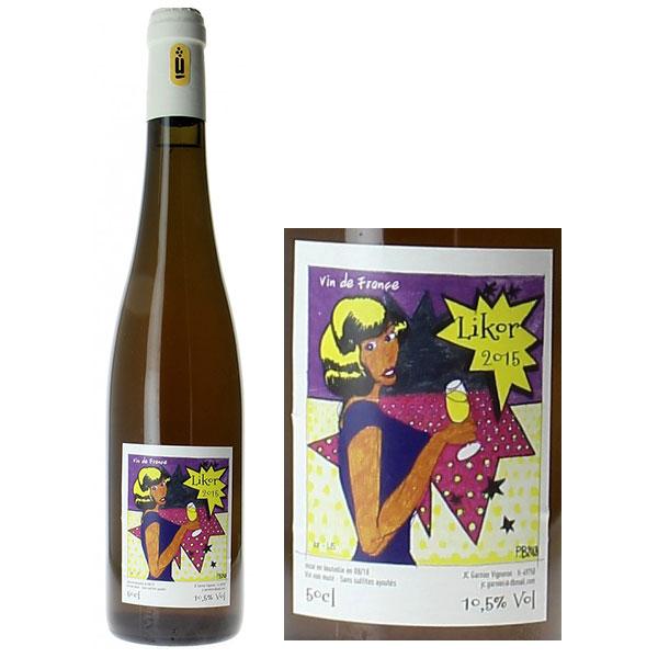 Rượu Vang Likor Jean Christophe Garnier
