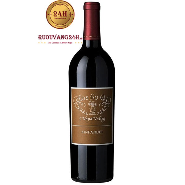 Rượu Vang Mỹ Clos du Val Zinfandel Napa Valley