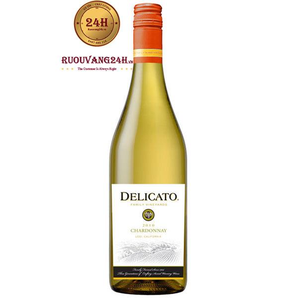 Rượu Vang Mỹ Delicato Chardonnay California