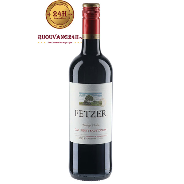 Rượu Vang Mỹ Fetzer Cabernet Sauvignon