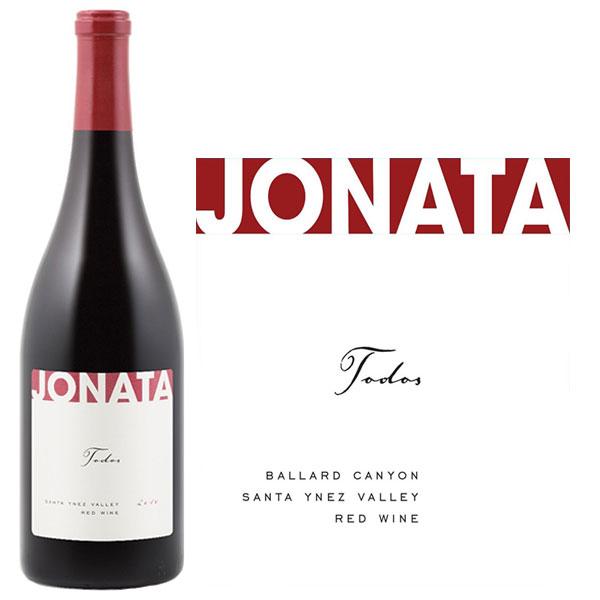 Rượu Vang Mỹ Jonata Todos