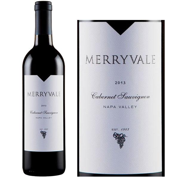 Rượu Vang Mỹ Merryvale Cabernet Sauvignon