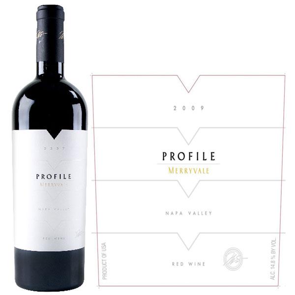 Rượu Vang Mỹ Merryvale Profile
