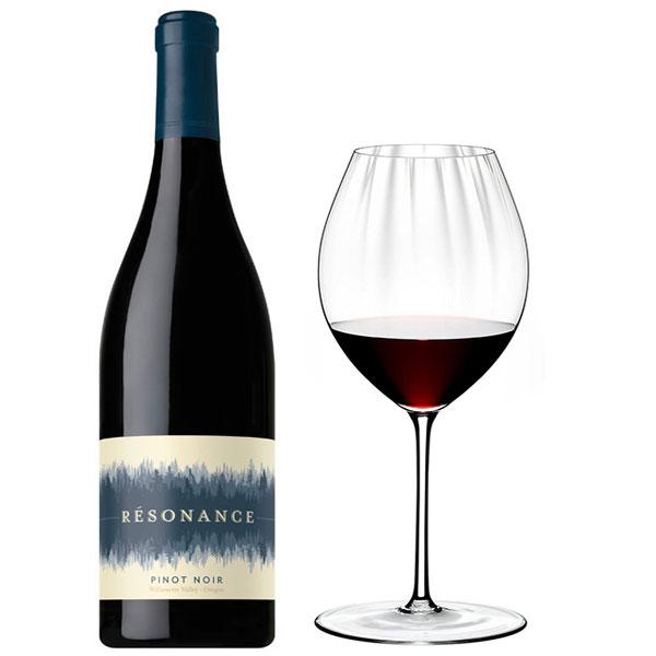 Rượu Vang Mỹ Resonance Pinot Noir