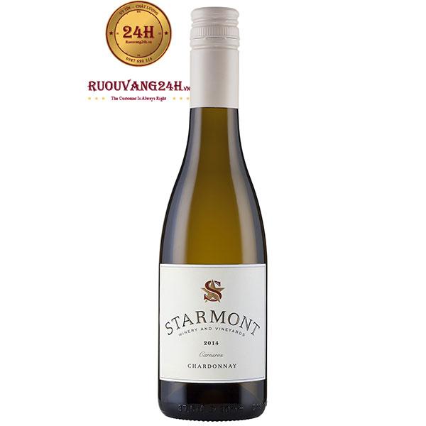 Rượu Vang Mỹ Starmont Chardonnay