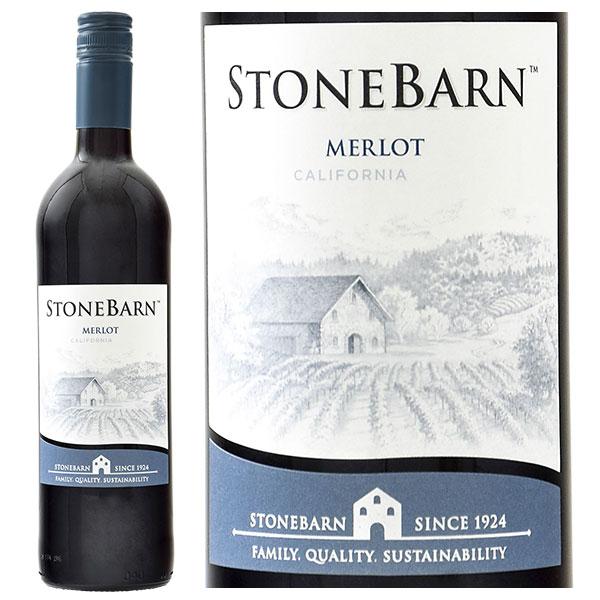 Rượu Vang Mỹ Stone Barn Merlot