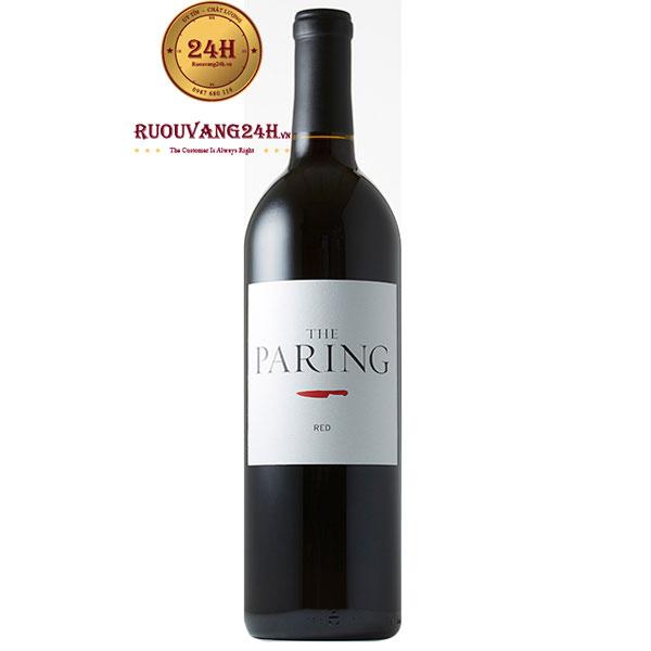 Rượu Vang Mỹ The Paring Red