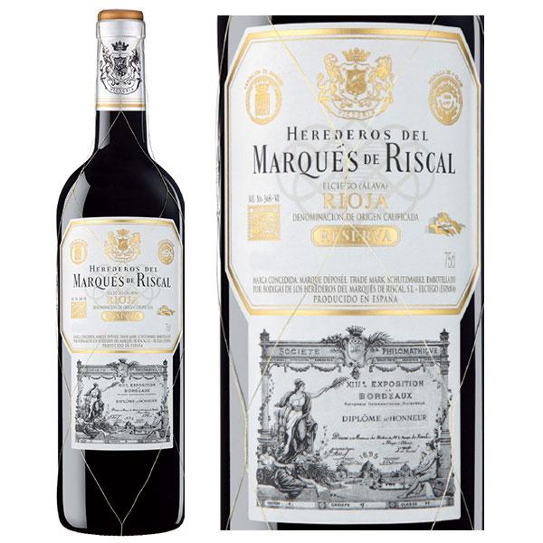 Rượu Vang Marques De Riscal Reserva Rioja