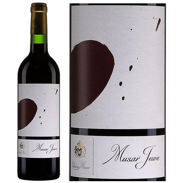 Rượu Vang Musar Jeune Red