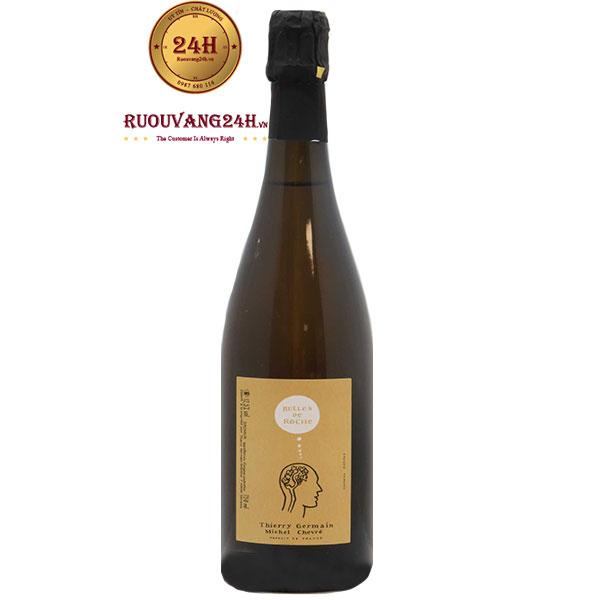 Rượu Vang Nổ Thierry Germain Bulles De Roches Saumur