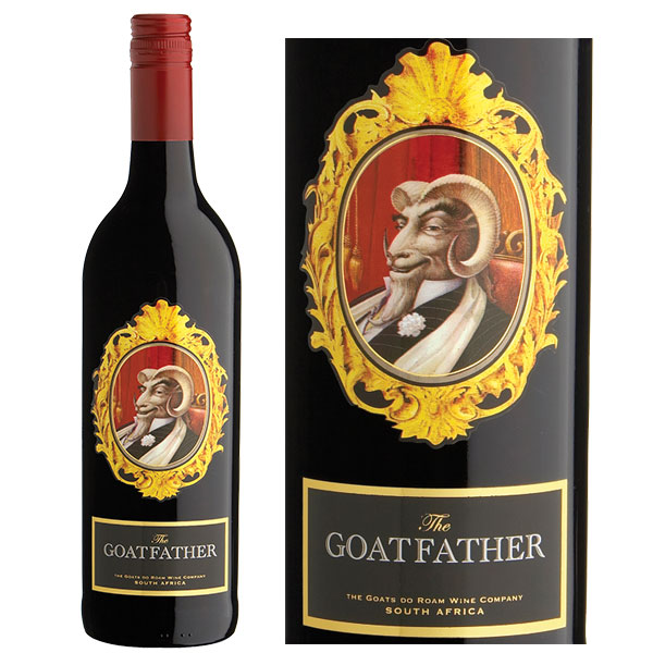 Rượu Vang Nam Phi The Goat Father
