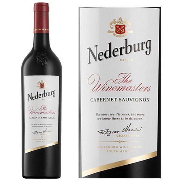 Rượu Vang Nederburg The Wine Master Cabernet Sauvignon