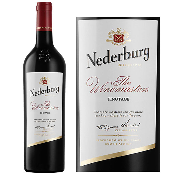 Rượu Vang Nederburg The Wine Master Pinotage