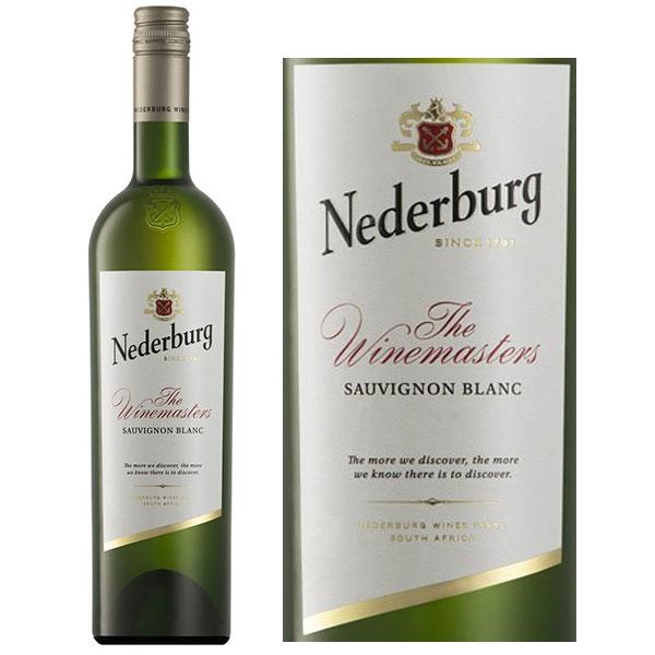 Rượu Vang Nederburg The Wine Master Sauvignon Blanc