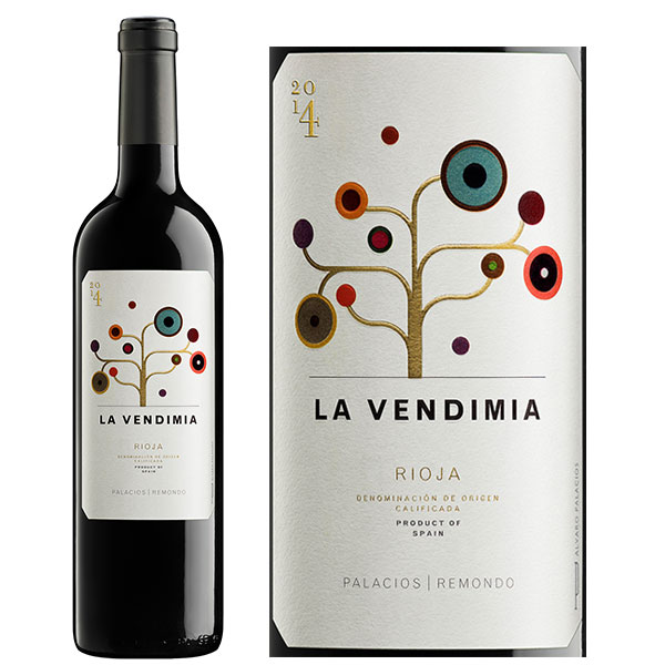 Rượu Vang Palacios La Vendimia Rioja