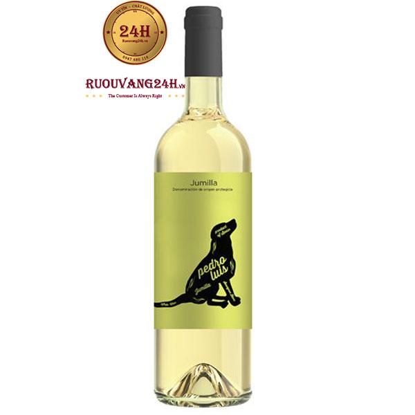 Rượu Vang Pedro Luis Jumilla Sauvignon Blanc