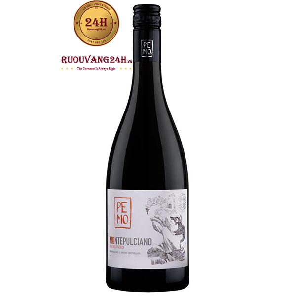 Rượu Vang Pemo Montepulciano D'Abruzzo