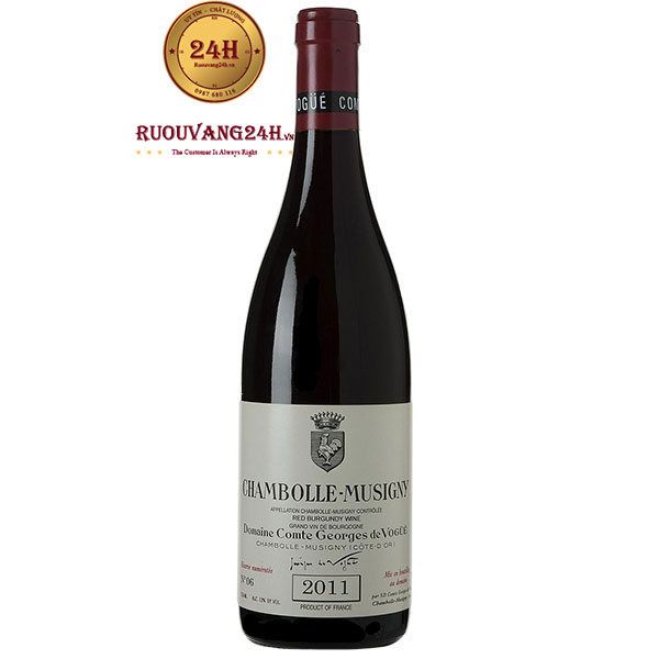 Rượu Vang Pháp Chambolle Musigny