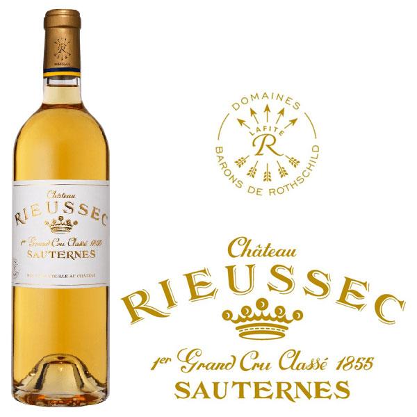 Rượu Vang Pháp Chateau Rieussec Sauternes