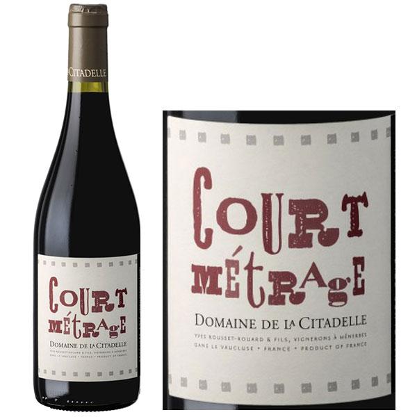 Rượu Vang Pháp Domaine De La Citadelle Court Metrage