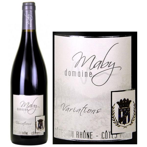 Rượu Vang Pháp Domaine Maby Variation