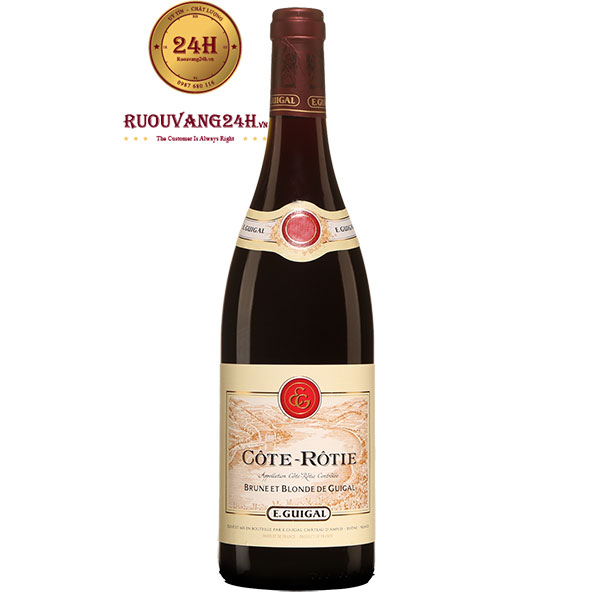 Rượu Vang Pháp Guigal Cote Rotie