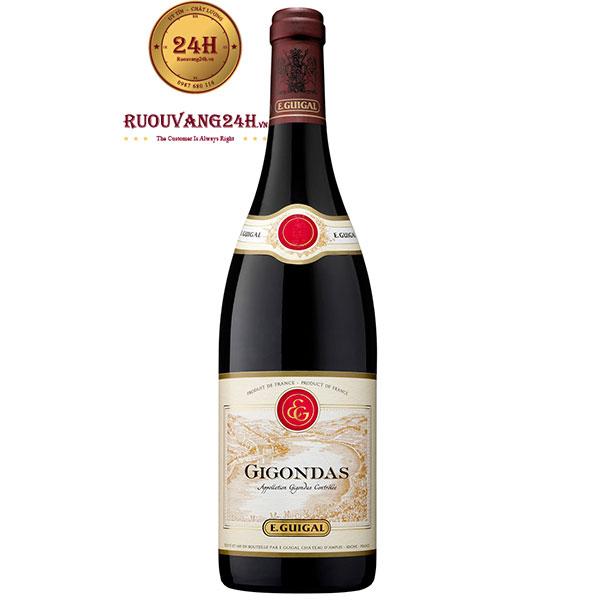 Rượu Vang Pháp Guigal Gigondas