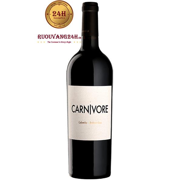Rượu Vang Pháp Jean-luc Colombo Carnivore