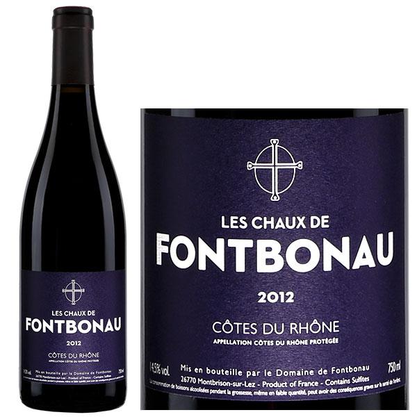 Rượu Vang Pháp Les Chaux De Fontbonau