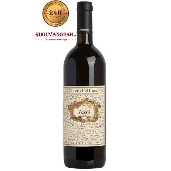 Rượu Vang Ý Livio Felluga Sosso