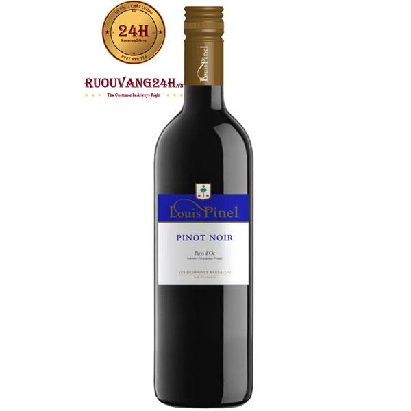 Rượu Vang Pháp Louis Pinel Pinot Noir
