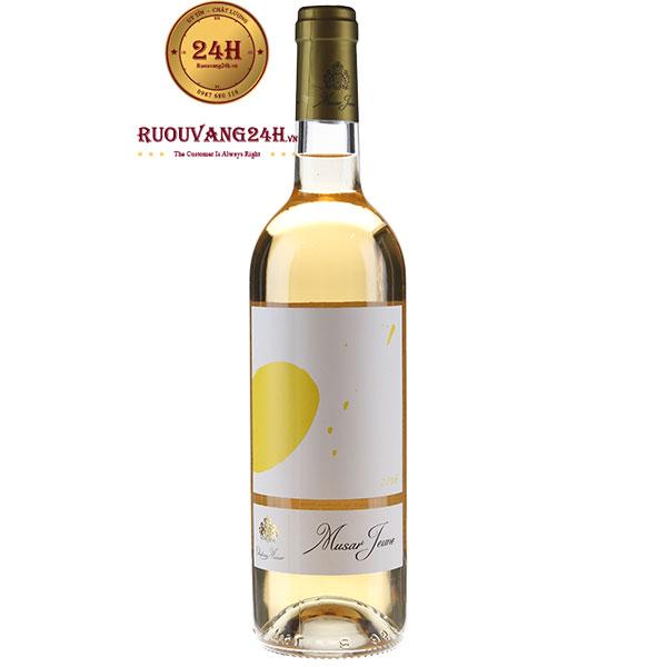 Rượu Vang Musar Jeune White 2008