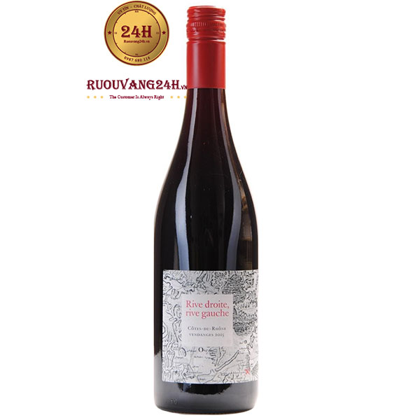 Rượu Vang Pháp Rive Droite Rive Gauche