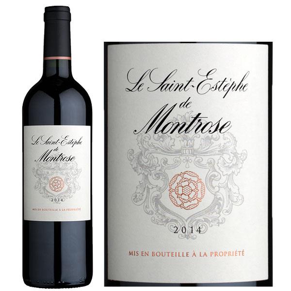 Rượu Vang Pháp Saint Estephe De Montrose