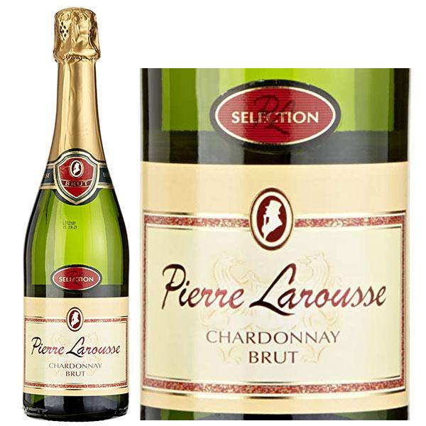 Rượu Vang Pierre Larousse Chardonnay Brut