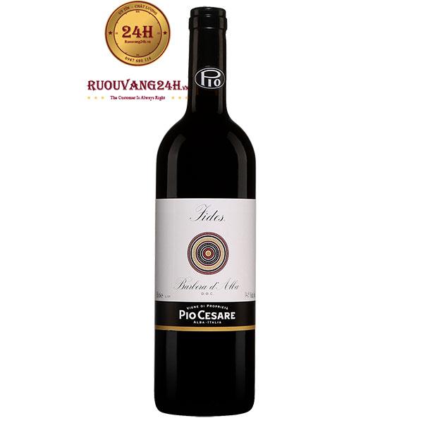Rượu Vang Pio Cesare Fides Barbera D'Alba