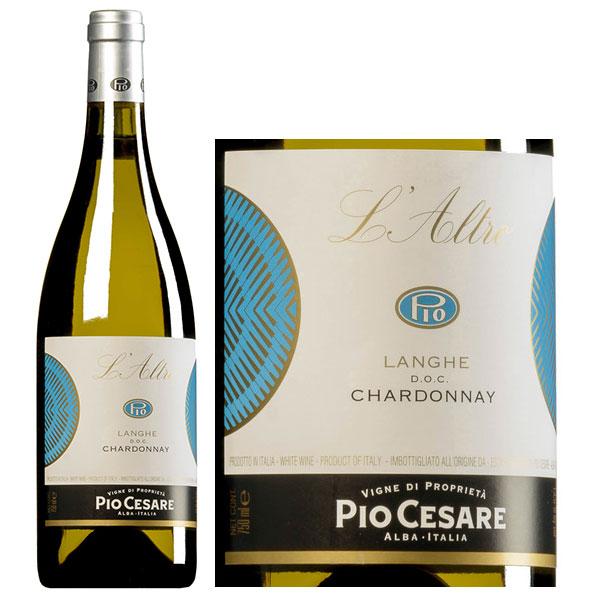Rượu Vang Pio Cesare L'Altro Langhe Chardonnay