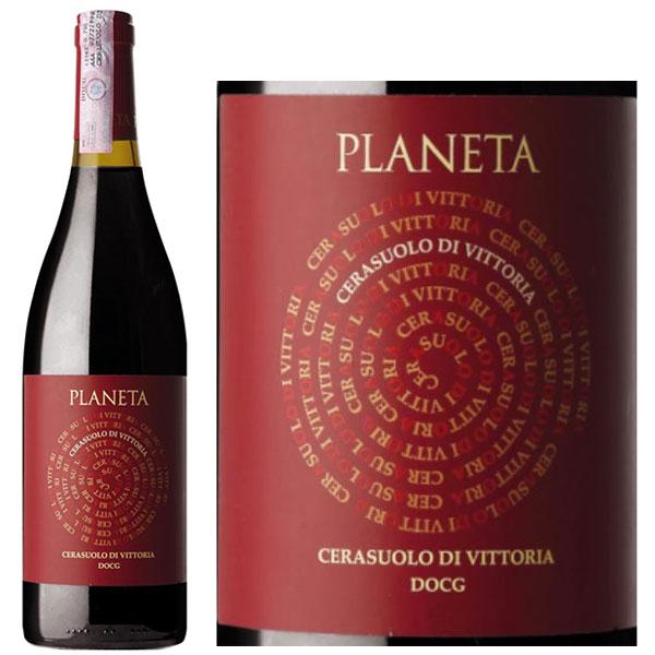 Rượu Vang Planeta Cerasuolo Di Vittoria DOCG